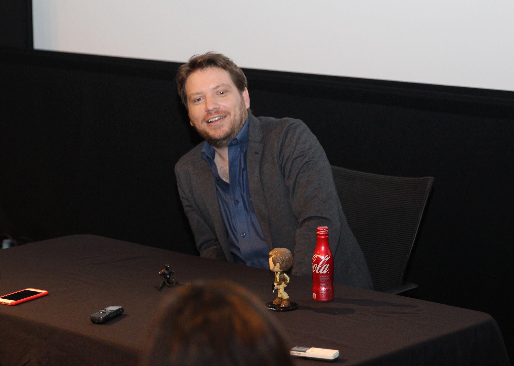 Rogue One: A Star Wars Story Director Gareth Edwards