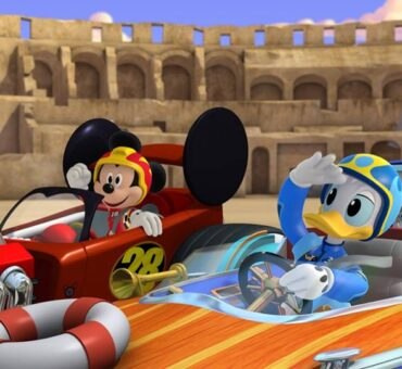 Exclusive Interview with Mickey and the Roadsters Racers Executive Producers