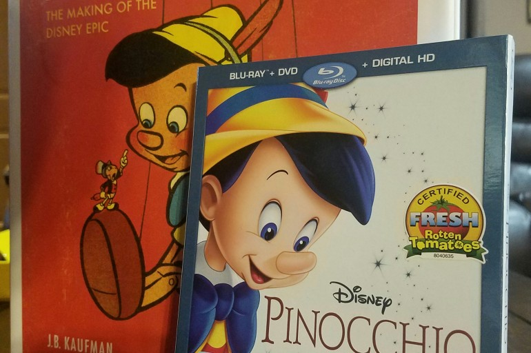 Take Pinocchio Home on Blu-Ray, DVD, & Digital HD + Additional Bonus Features