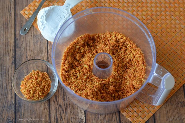 Pumpkin Spice Oreo Dip Crumble