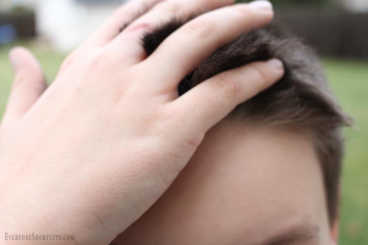 gel-in-hair