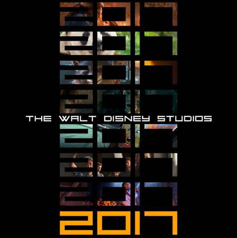 2017 Walt Disney Studios Motion Pictures