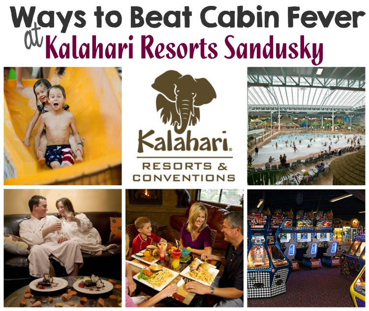 Ways to Beat Cabin Fever at Kalahari Resorts Sandusky