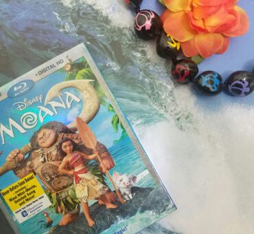 Moana Now Available on Blu-ray and DVD