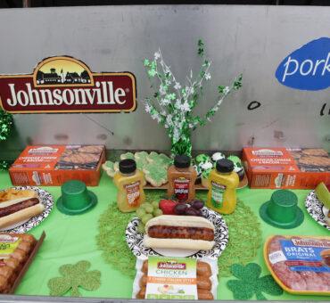 Johnsonville Grilling & The 2017 Chicago Polar Plunge