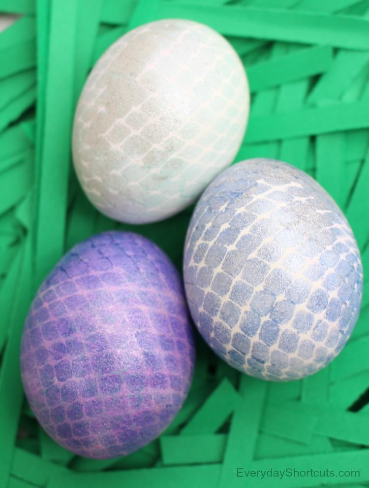 Easter Mermaid Eggs
