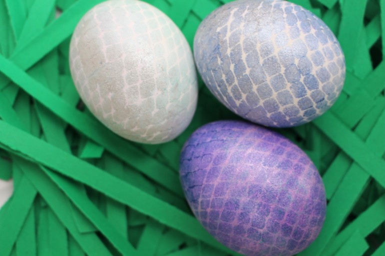 Mermaid Easter Eggs