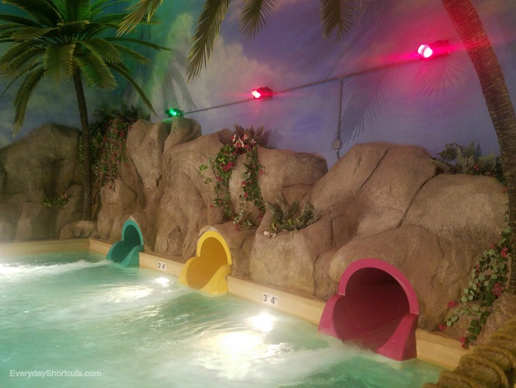 Tropical Tube Slides