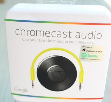 Stream Music Virtually in Every Room with Chromecast Audio
