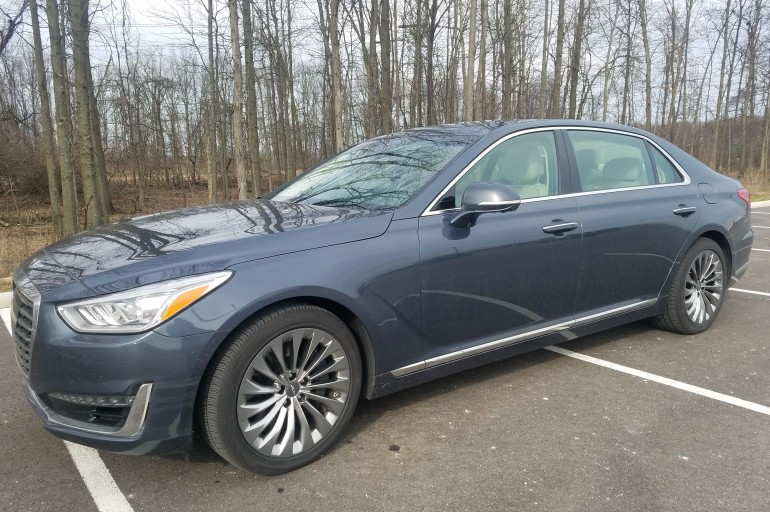 6 Features on the Hyundai Genesis G90 that will Blow you Away