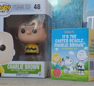 Celebrate Easter with Peanuts and The Gang