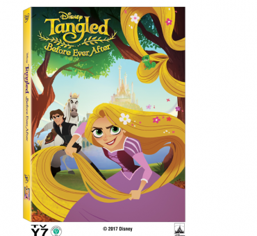 TANGLED BEFORE EVER AFTER Available on DVD April 11