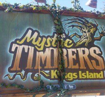 5 Fun Facts about the New Mystic Timbers Coaster at Kings Island