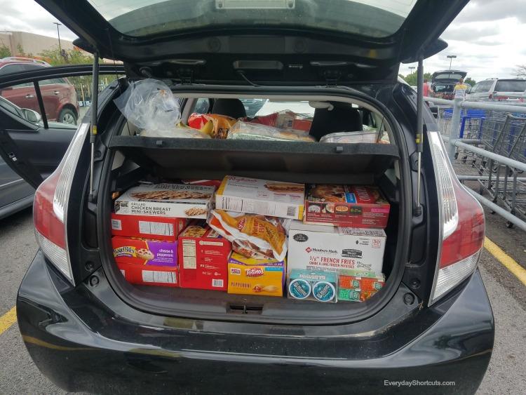 sam's club grocery pick up service