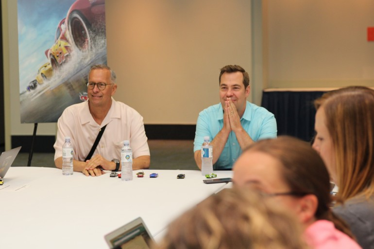 Exclusive Interview with CARS 3 Director Brian Fee & Producer Kevin Reher