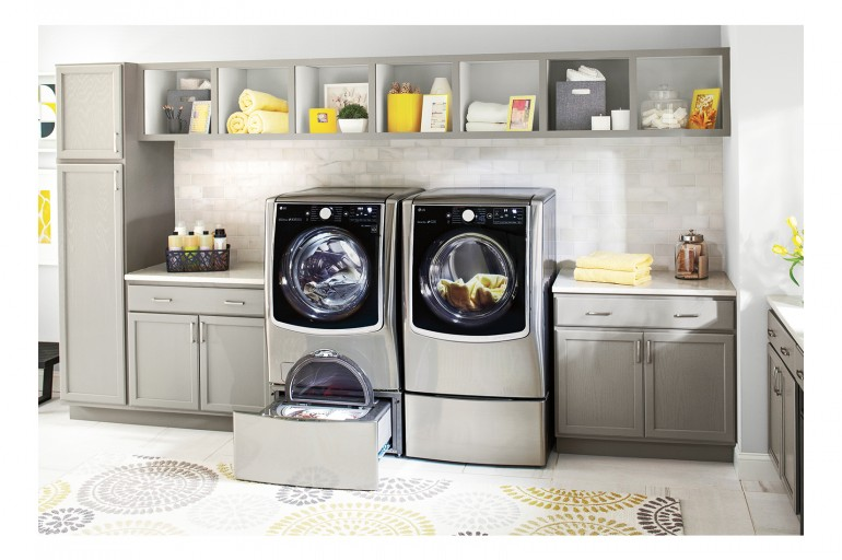 Reasons Why an LG Front Load Washer Totally Rocks