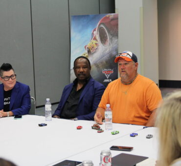 Exclusive Cars 3 Interview with Nathan Fillion, Larry the Cable Guy, Lea DeLaria and Isiah Whitlock Jr.