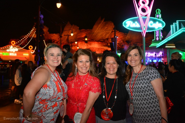 photo ops at radiator springs