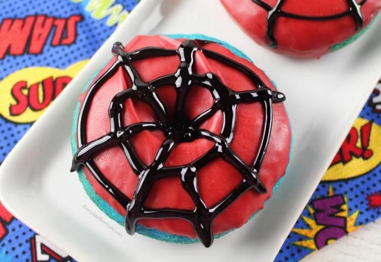 spider man 3 donuts