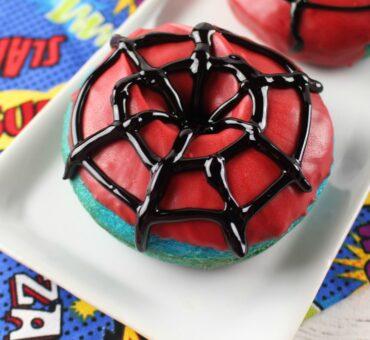 Spider-Man Donuts