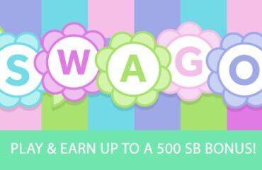 Earn up to 500 Swagbucks Playing Swago