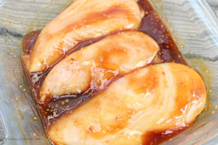 chicken-in-Teriyaki-sauce