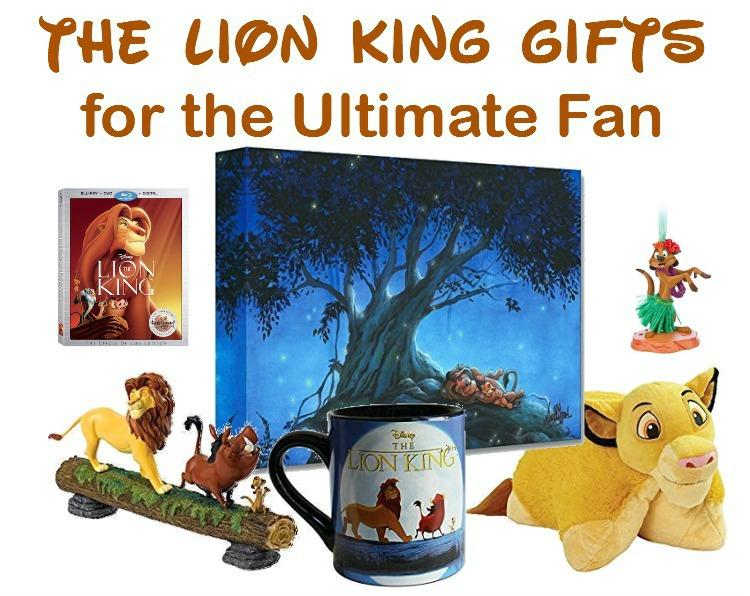 The Lion King Gifts for the Ultimate Fan