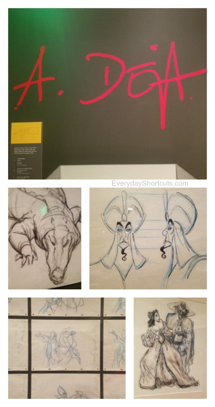 disney-sketches