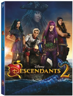New Disney Movies Coming to Blu-ray and DVD in August
