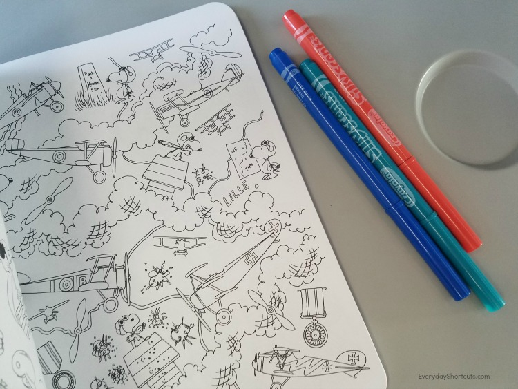 peanuts-coloring-pages