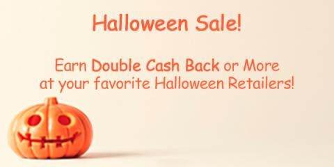 Get More Cash Back on Halloween Related Stores from Swagbucks