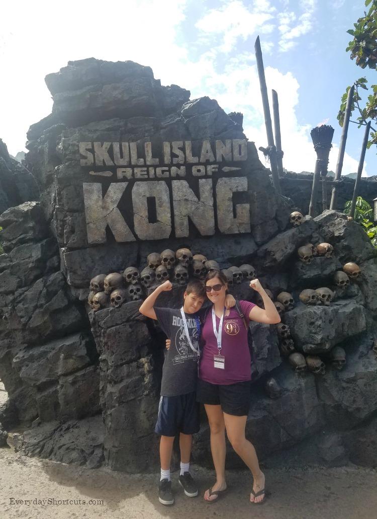 king-kong-ride