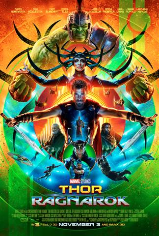 4 Reasons to See Thor: Ragnarok in Theaters