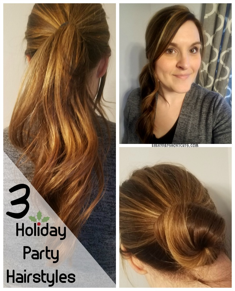 How to Get Your Hair Holiday Party Ready