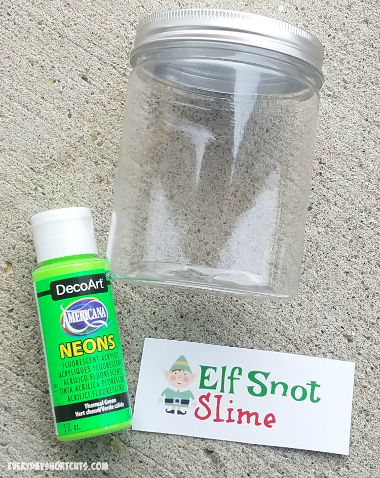 elf-snot-slime-supplies