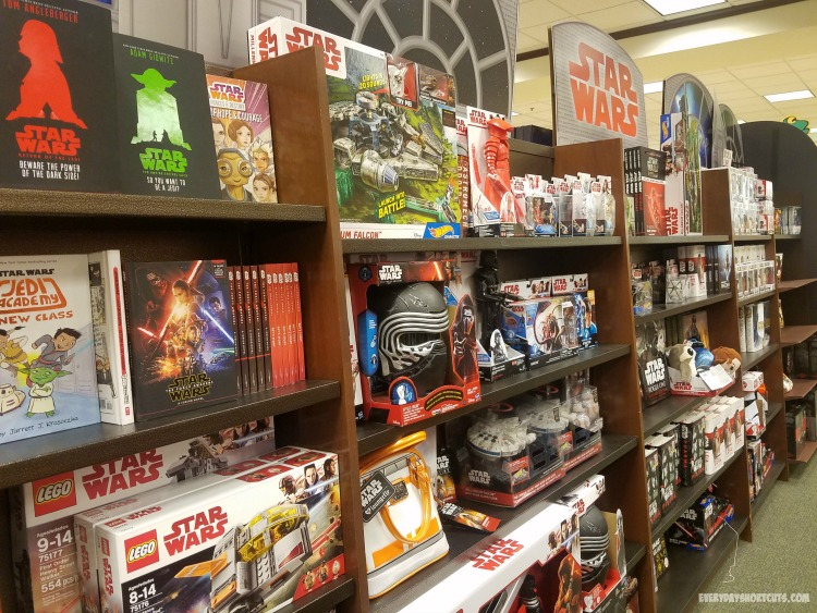 How To Have A Star Wars Holiday With Barnes Noble