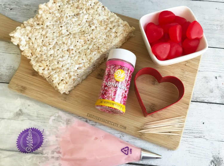 Cupids-Heart-Rice-Krispies-ingredients