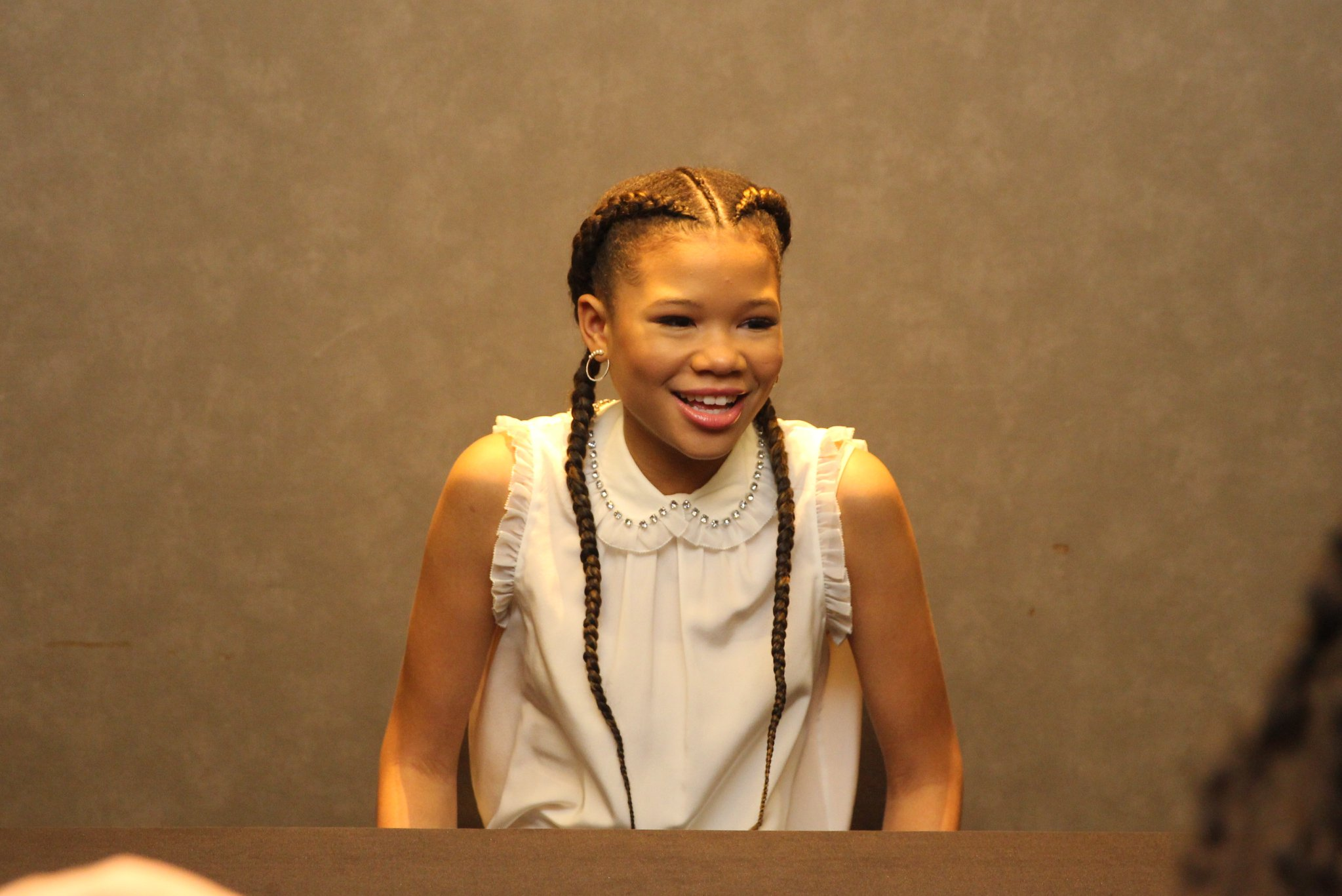 Reasons Why Storm Reid will be a Role Model for the Next Generation of Girls