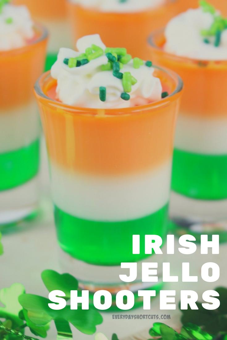 Irish-jelloshooters