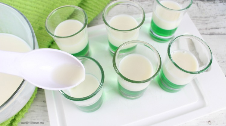 green-and-white-jello-shots