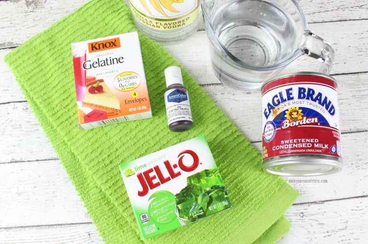 irish-jello-shots-ingredients