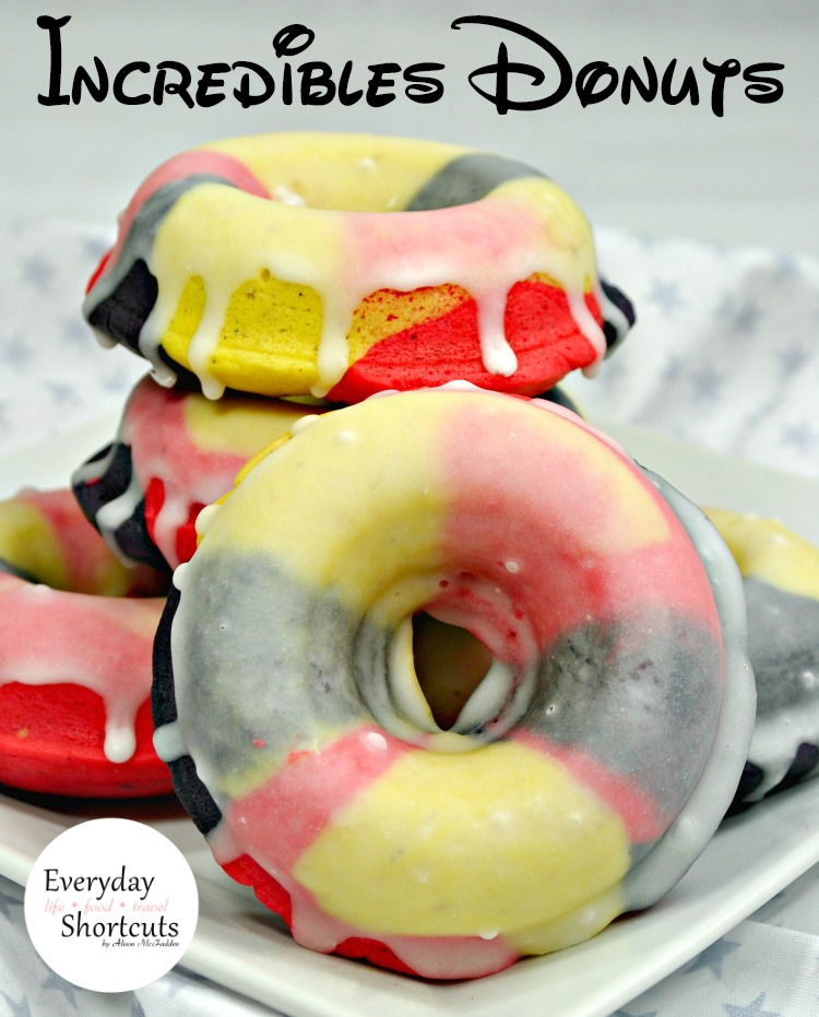 Incredibles Donuts