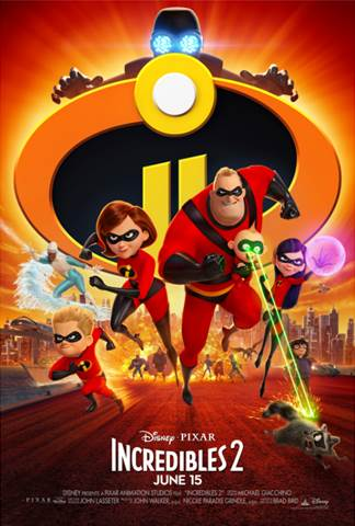 6 Reasons Why Incredibles 2 Is The Superhero Movie to See
