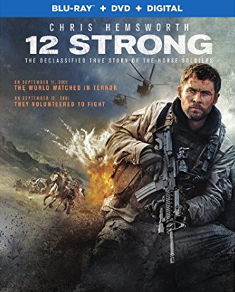 12 Strong DVD Image