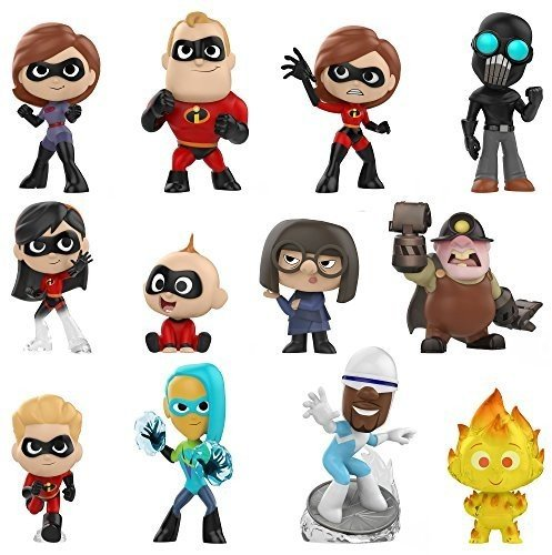 Funko Mystery Minis: Incredibles 2 Image