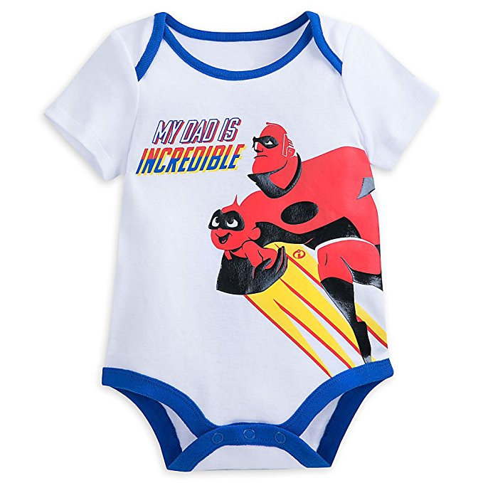 Incredibles 2 Bodysuit for Baby Image