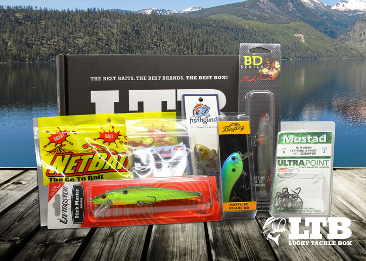 Lucky Tackle Box Image