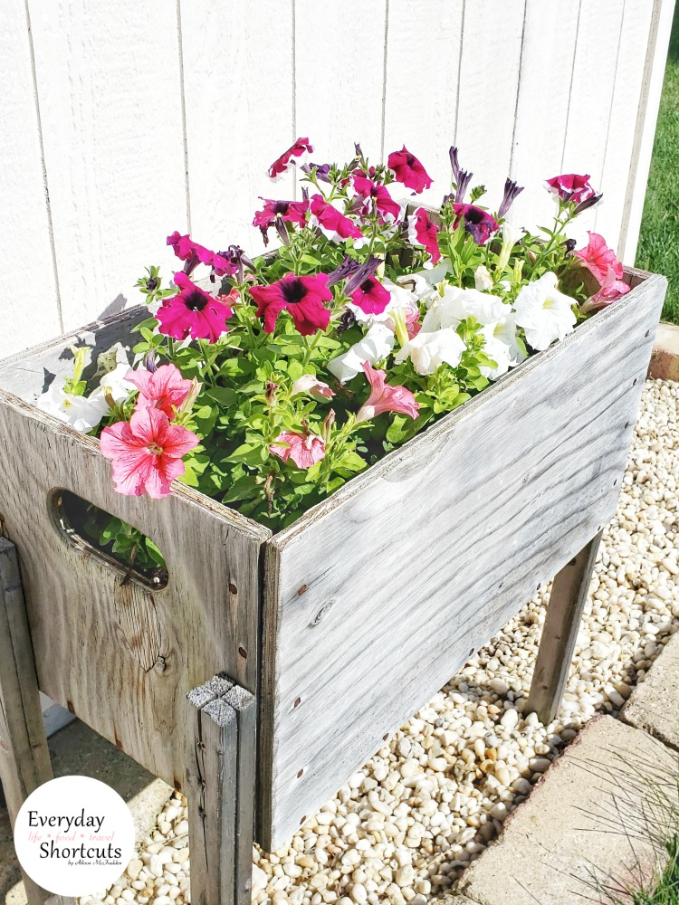 diy-raised-flower-bed