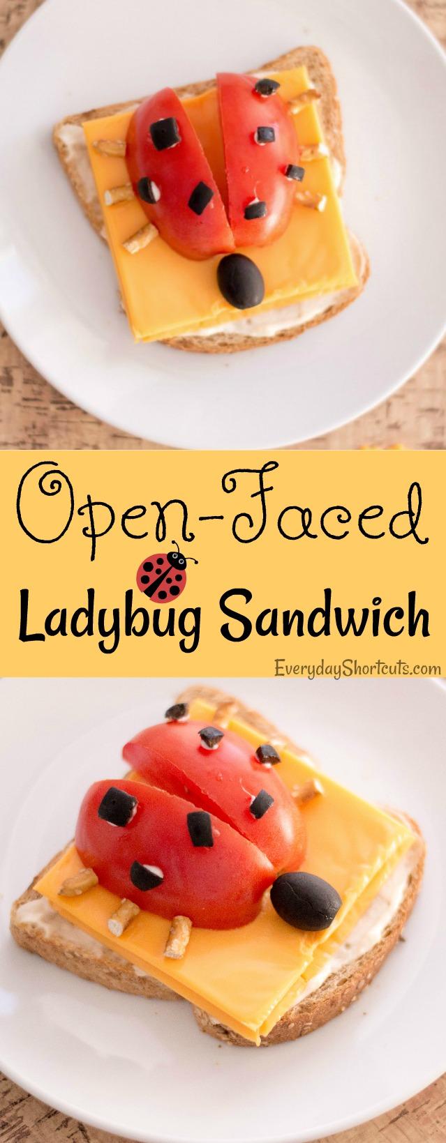 ladybug-sandwich
