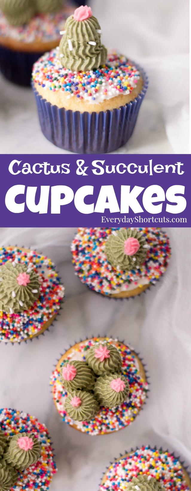 cactus-succulent-cupcakes